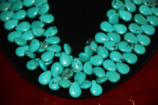 Other Double strand Turquoise necklace