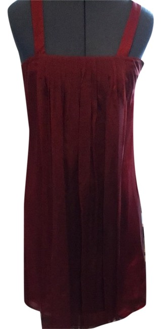 Preload https://item4.tradesy.com/images/vera-wang-lavender-label-dark-crimson-red-silk-cocktail-dress-size-4-s-10602478-0-1.jpg?width=400&height=650