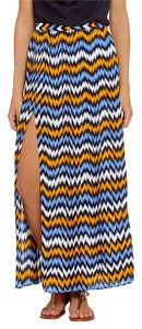 Michael Kors Pleats Maxi Skirt Multi
