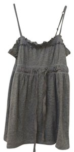 Derek Heart Top Gray