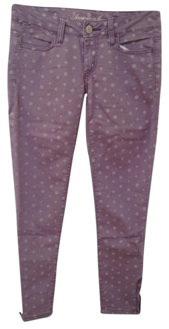 Preload https://item1.tradesy.com/images/american-eagle-outfitters-purple-jeggings-size-25-2-xs-10603240-0-1.jpg?width=400&height=650