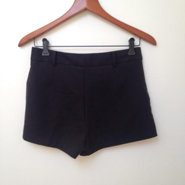 Only Mine Dress Shorts Blac