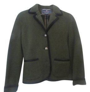 Polo Sport Wool forest green Jacket