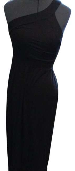 Preload https://img-static.tradesy.com/item/10604374/c-and-c-california-black-one-shoulder-jersey-casual-maxi-dress-size-4-s-0-1-650-650.jpg