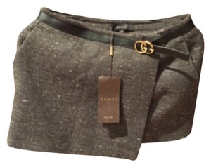 Gucci Mini Skirt Grayish