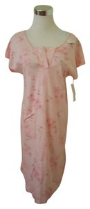 Miss Elaine short dress Pink Nwt New New on Tradesy
