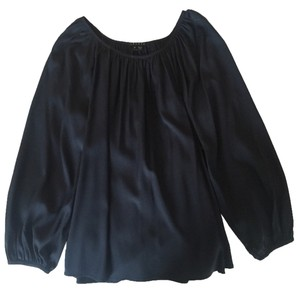 Theory Top Navy Blue