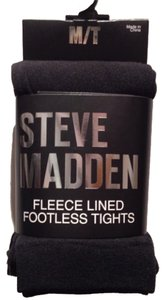 Steve Madden Must Have Sale Black Leggings