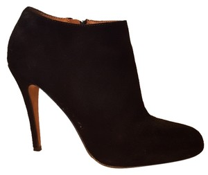 ALDO Stiletto Black Suede Boots