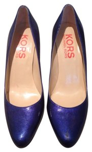 Michael Kors Blue Pumps