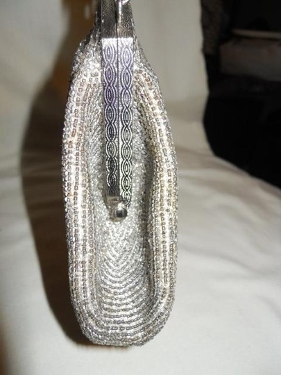 unknown Evening Beaded Baguette