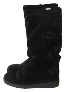 Juicy Couture Jc Winter Black Boots