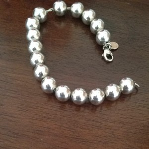 Tiffany & Co. Silver Pearl Bracelet