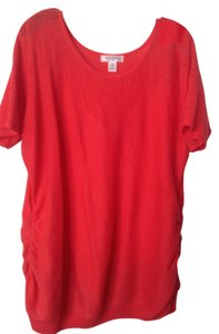 Motherhood Maternity Motherhood Maternity XL Coral top
