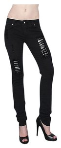 Tripp NYC Skinny Pants black