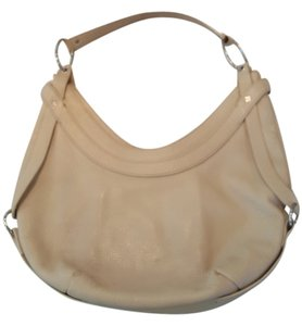 Juicy Couture Classic Leather Vintage Shoulder Bag