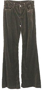 7 For All Mankind Velvet Cotton Stretchy Pants