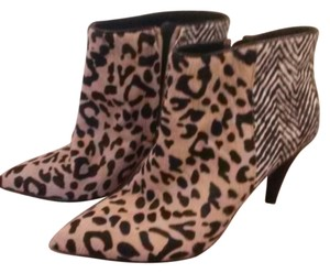DV by Dolce Vita leopard and zebra print Boots