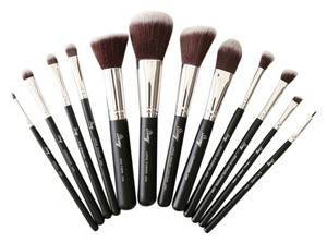 12pcs Full Size Essential Makeup Brush Set - Brush ONLY