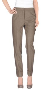 Stella McCartney Trouser Pant Cuffed Hem New Trouser Pants DOVE GREY