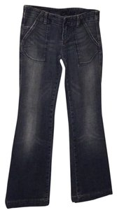 Citizens of Humanity Stretch Tallulah#123 Low Waist Trouser/Wide Leg Jeans