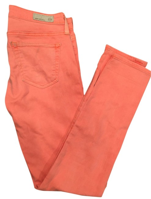 Item - Salmon The Stevie Ankle Straight Leg Jeans Size 25 (2, XS)