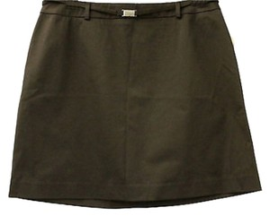 Old Navy Cotton Skirt BROWN