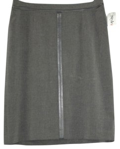 Style & Co Pencil Skirt GRAY