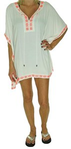 Vince Camuto Beach Coverup Swim Cover Swim Coverup Embroidered Tunic