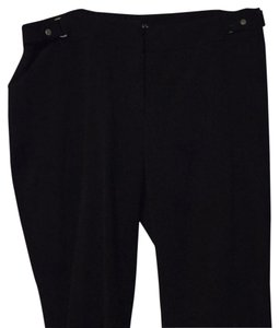 Dalia Boot Cut Pants Black