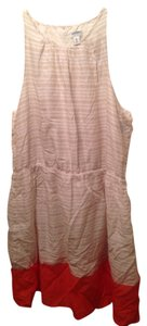 Old Navy short dress Beige & Peach on Tradesy