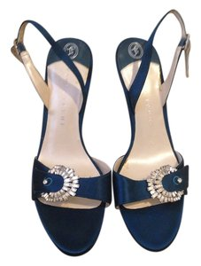 Ivanka Trump Blue Formal