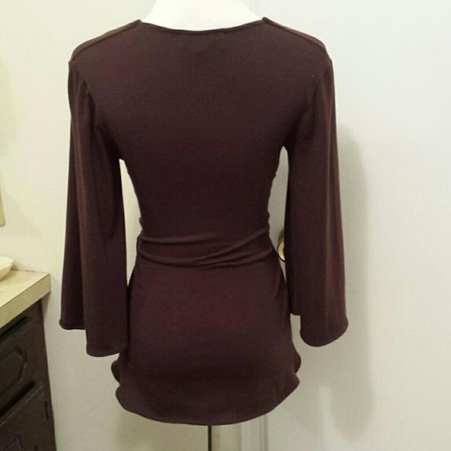 Jagger Top Chocolate Brown