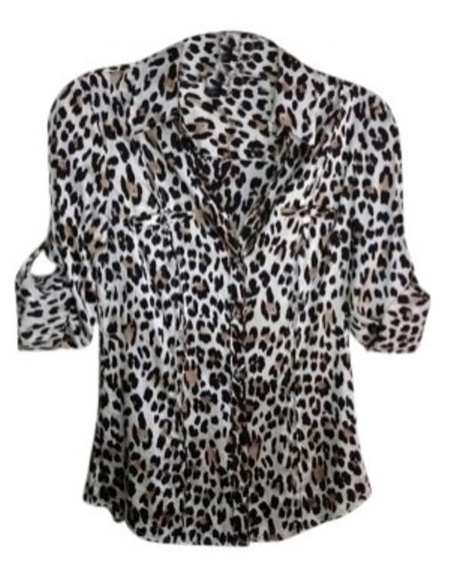 Preload https://item3.tradesy.com/images/white-house-black-market-multi-silk-leopard-print-blouse-size-0-xs-10617-0-0.jpg?width=400&height=650