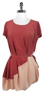 Maje Pink Loose-fit Tunic