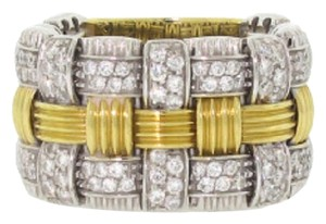 Roberto Coin Roberto Coin Appassionata 18 kt. Gold Diamond Eternity Band