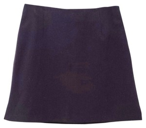 The Limited Skirt Navy BLue