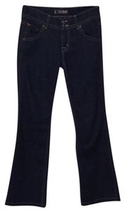Hudson Flare Straight Boot Cut Jeans