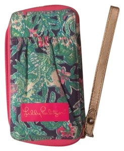 Lilly Pulitzer Carded ID Smartphone Wristlet
