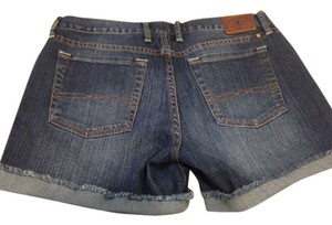 Lucky Brand Cuffed Shorts Dark Blue
