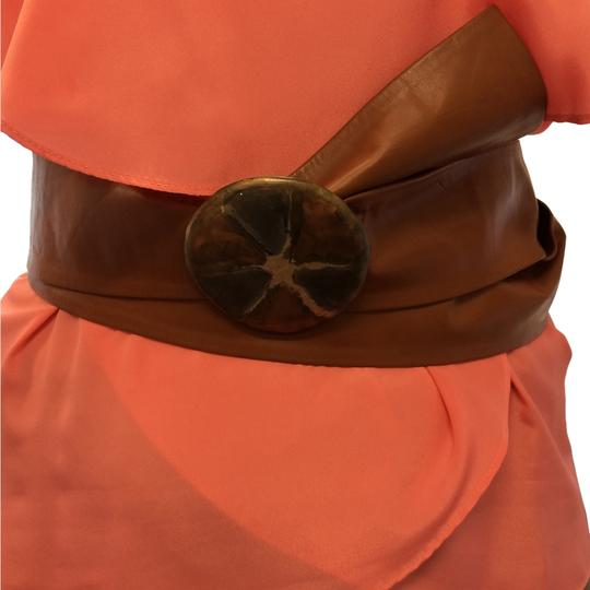 Preload https://item2.tradesy.com/images/light-sienna-leatherette-long-wrap-around-with-vintage-clasp-belt-1061816-0-0.jpg?width=440&height=440