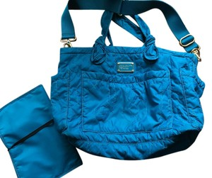 Marc Jacobs Blue Diaper Bag