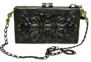 Mary Frances Green Clutch