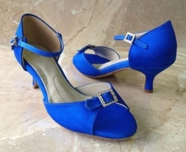 Item - Cobalt Blue Eternity Formal Size US 6.5