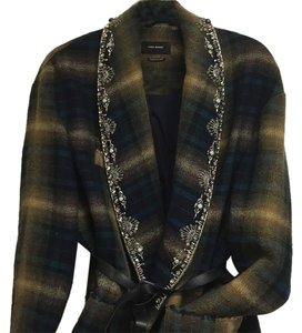 Isabel Marant Green multi Blazer
