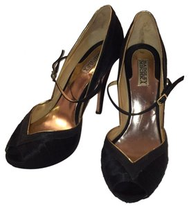 Badgley Mischka Blac Platforms