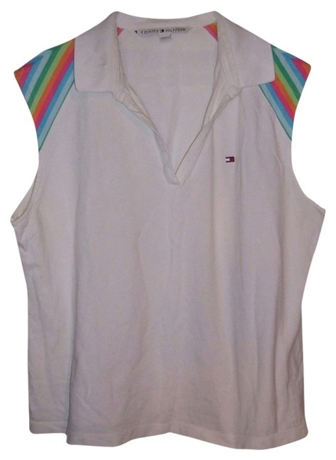 Preload https://item3.tradesy.com/images/tommy-hilfiger-multicolor-tank-topcami-size-16-xl-plus-0x-1061967-0-0.jpg?width=400&height=650