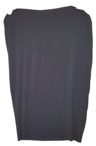 Vince Camuto Pencil Great For Travel Skirt Black