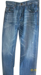 !iT Jeans Boot Cut Jeans-Distressed