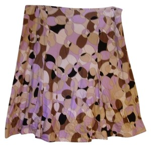 George Mini Skirt multi
